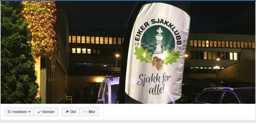 Klikk her for å bli med i Eiker SK Facebook gruppe